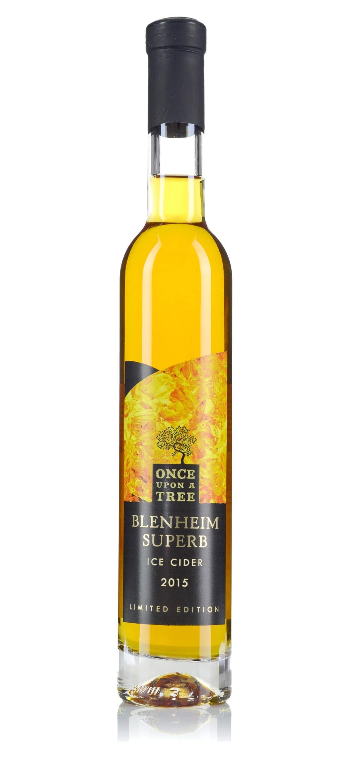 Once Upon A Tree Blenheim Superb Ice Cider 2015
