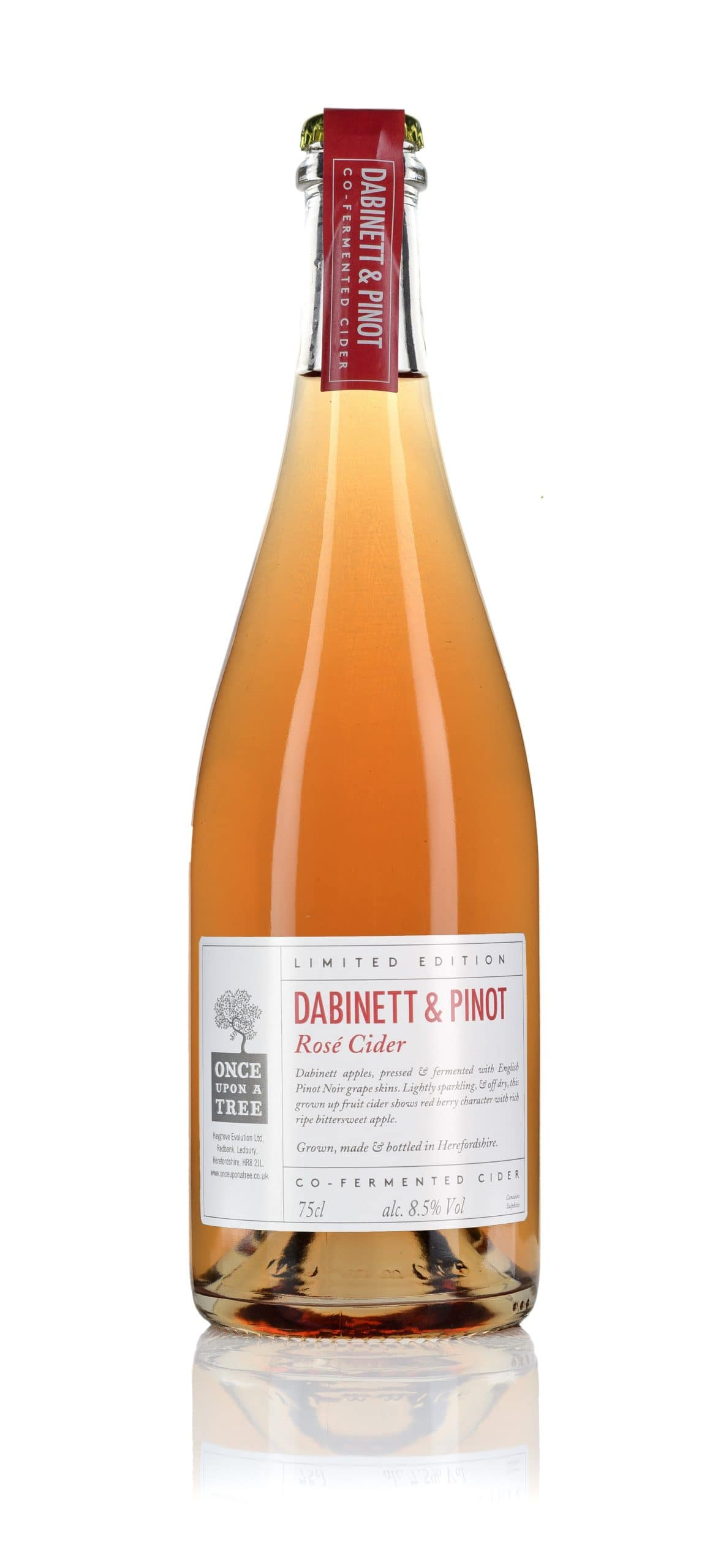 Once Upon A Tree Dabinett Pinot Noir Co-Ferment 2018