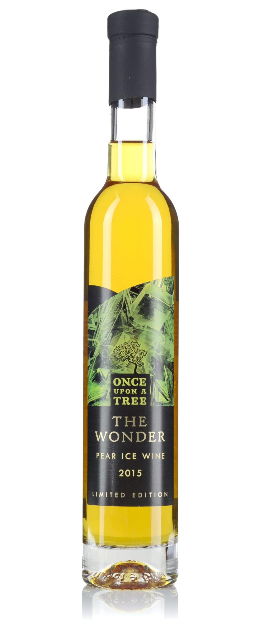 Once Upon A Tree The Wonder Pear Ice Cider 2015
