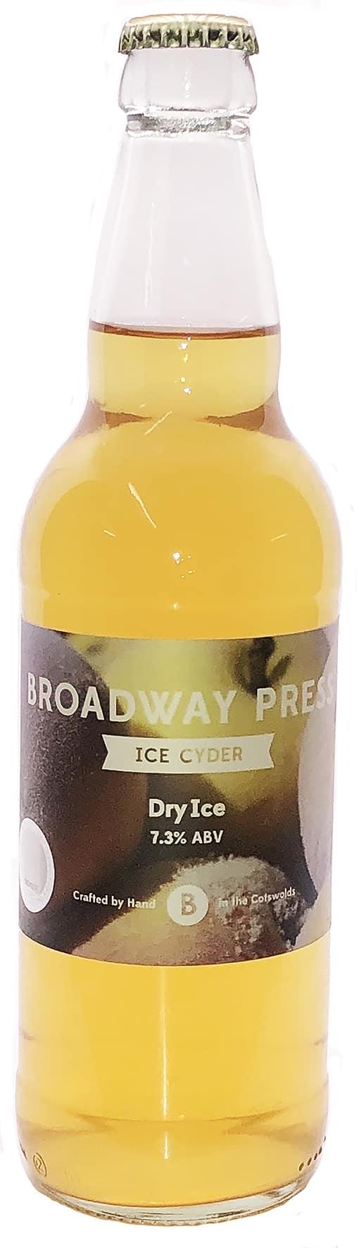 Broadway Press – Ice Cyder® Dry Ice