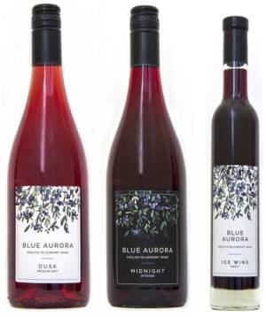 100% Juice Fruit Wines