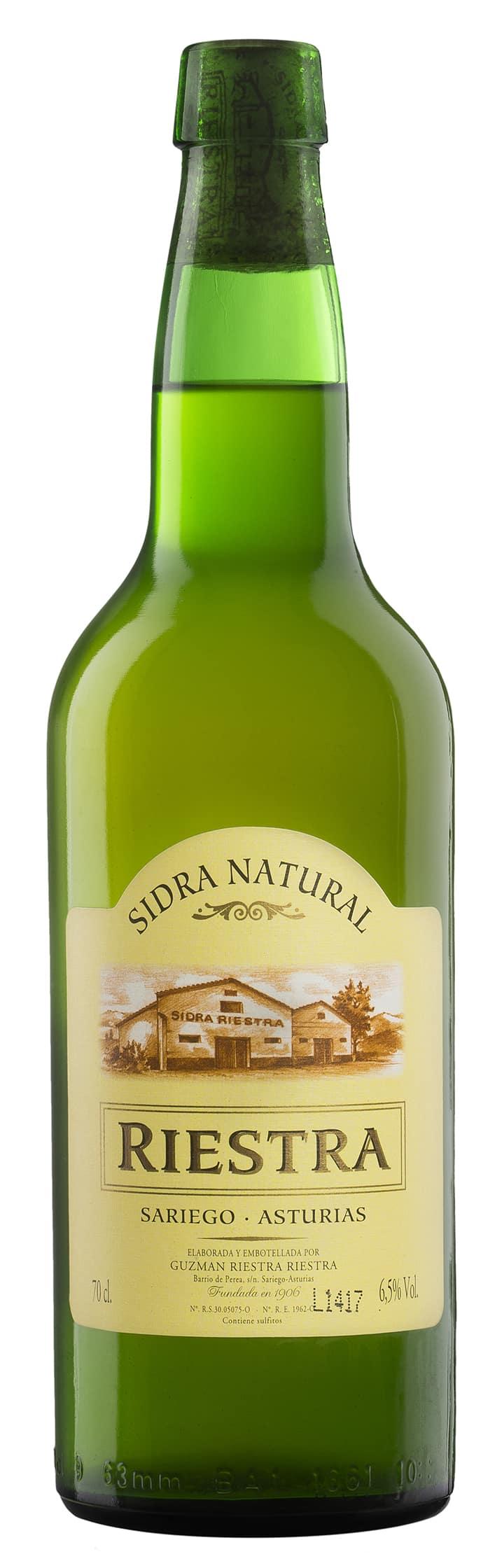Riestra 'Sidra Natural'